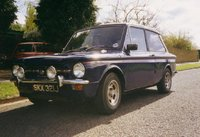 1970 Sunbeam Imp Sport Overview