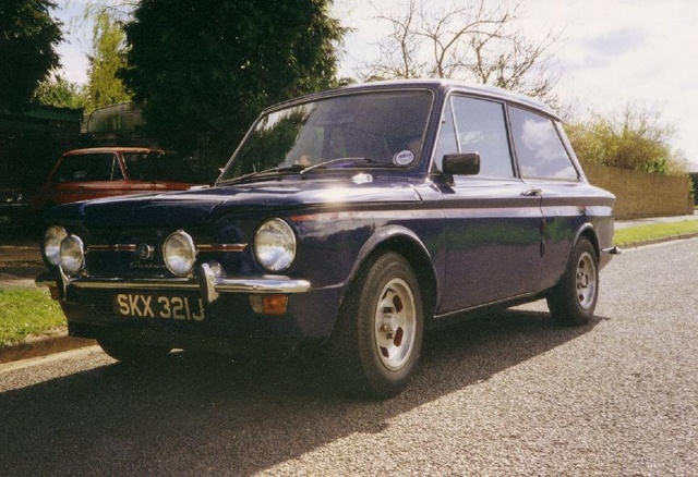 Picture of 1970 Sunbeam Imp Sport