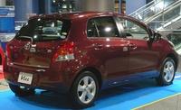 2008 Toyota Vitz picture, exterior