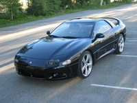 1995 Mitsubishi 3000GT 2 Dr VR-4 Turbo AWD Hatchback picture, exterior