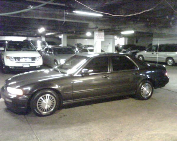 Picture of 1991 Acura Legend