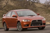2009 Mitsubishi Lancer Picture Gallery