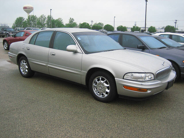 Picture of 2001 Buick Park Avenue