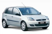 2005 Ford Fiesta Picture Gallery