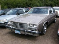 1984 Buick LeSabre Picture Gallery