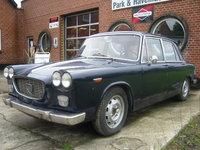 1963 Lancia Flavia Overview