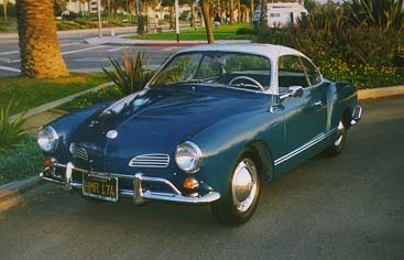 Picture of 1964 Volkswagen Karmann Ghia, exterior, gallery_worthy