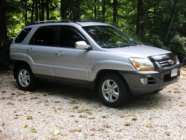 Picture of 2005 Kia Sportage EX V6 4WD, exterior, gallery_worthy