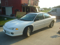 1996 Dodge Intrepid 4 Dr ES Sedan picture, exterior