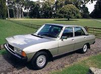 1985 Peugeot 604 Overview
