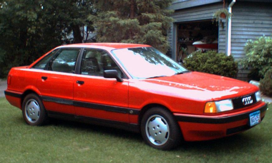 1990 Audi 80 - Overview - CarGurus