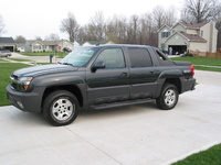 2003 Chevrolet Avalanche Overview