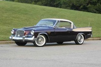 1958 Studebaker Golden Hawk Overview