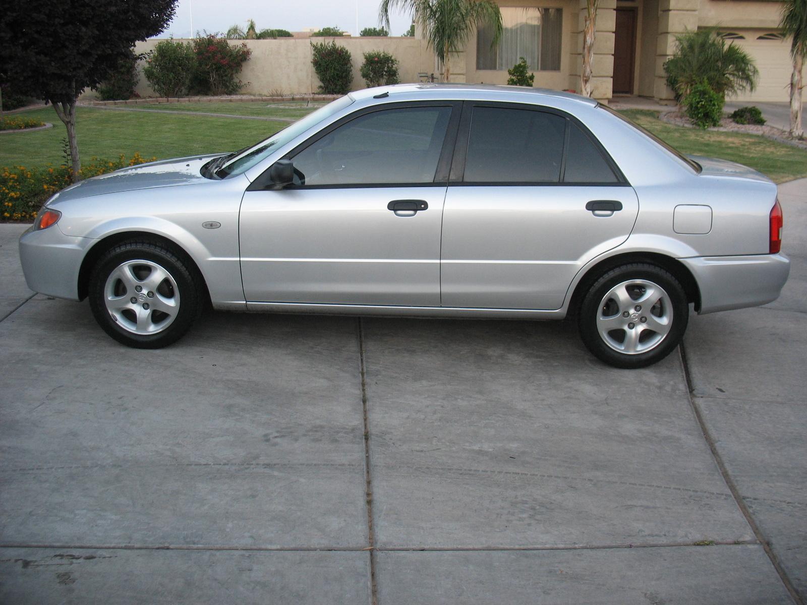 2002 Mazda Protege Pictures Cargurus
