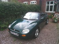 Picture of 1996 MG F, exterior