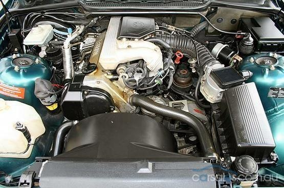 Picture of 1991 Nissan Pulsar, engine, gallery_worthy
