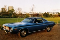 1974 Plymouth Barracuda picture, exterior