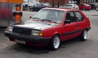 1989 Volvo 340 Overview