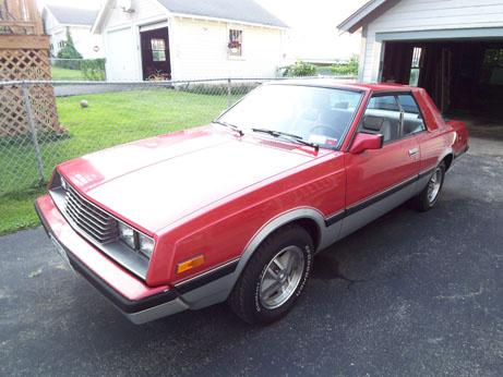 1981 Dodge Challenger
