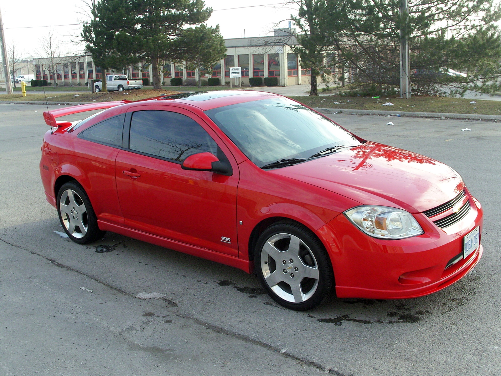 2007 chevrolet cobalt exterior pictures cargurus. Cars Review. Best American Auto & Cars Review
