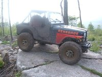 "1977 Jeep CJ5, 2.5"" lift with 35's and Dana 44's front and rear, exterior, gallery_worthy"