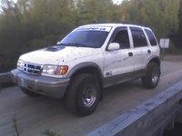2000 Kia Sportage Overview