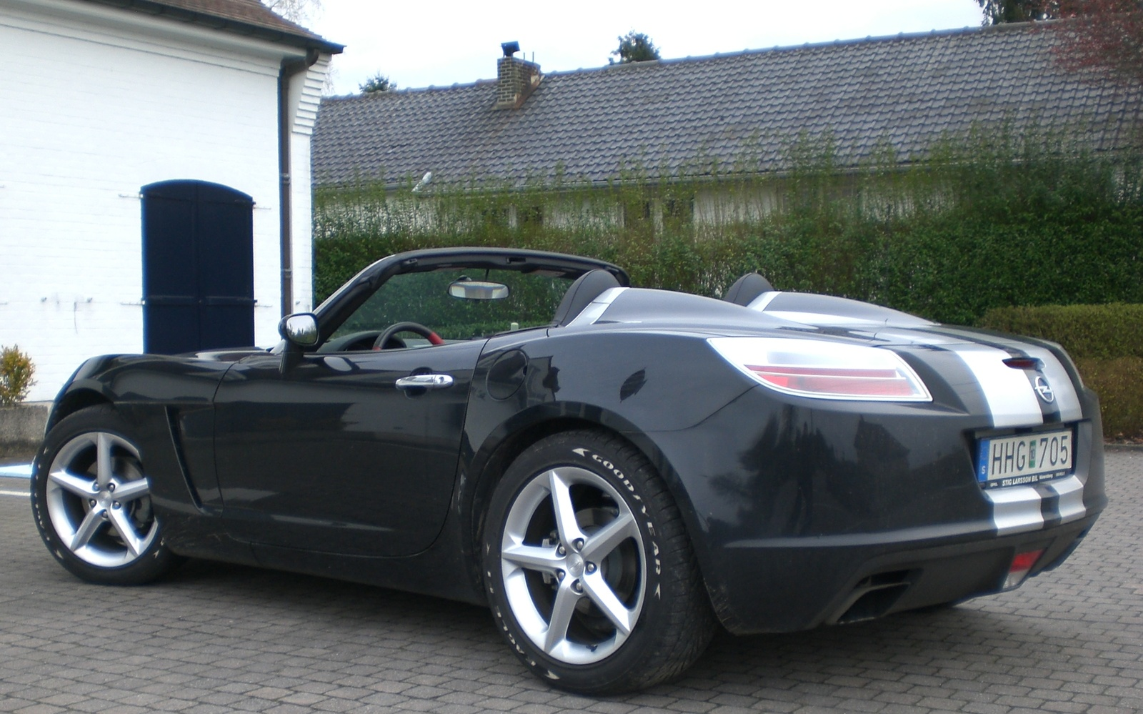 Picture of 2007 opel gt exterior