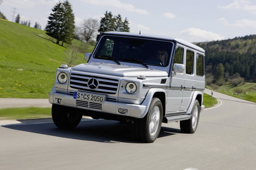 Picture of 2008 Mercedes-Benz G-Class