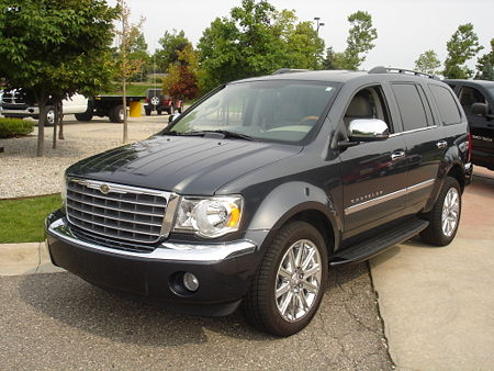 Picture of 2008 Chrysler Aspen Limited 4WD