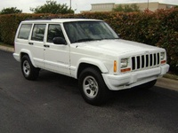 2001 Jeep Cherokee Picture Gallery
