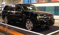 Picture of 2009 Chevrolet TrailBlazer SS 4WD, exterior, gallery_worthy