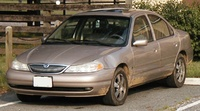1998 Mercury Mystique 4 Dr LS Sedan picture, exterior