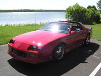 1992 Chevrolet Camaro Picture Gallery