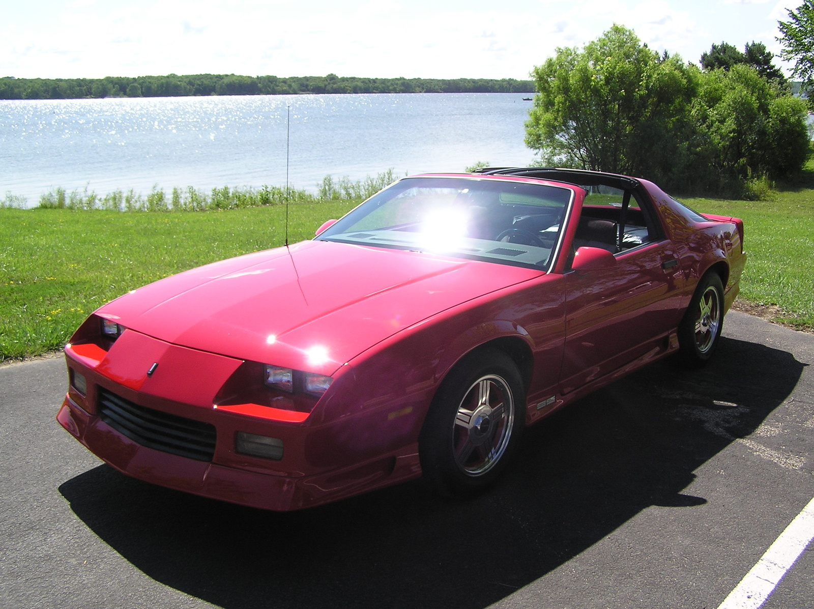 1992 Chevrolet Camaro picture