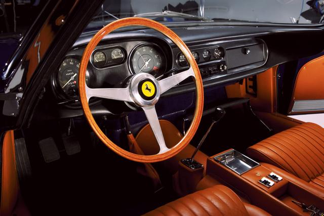 1967 Ferrari 275 Gtb Interior Pictures Cargurus