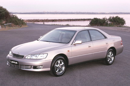 1999 Lexus ES 300 Base, 1999 Lexus ES 300 4 Dr STD Sedan picture, exterior