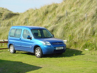 2003 Citroen Berlingo Overview