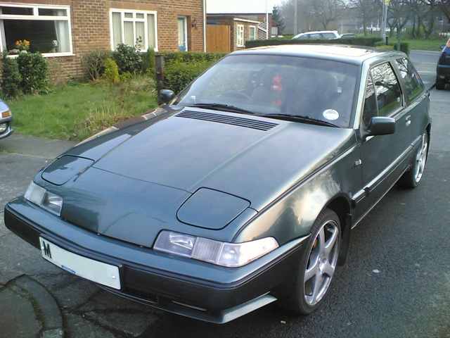 Picture of 1994 Volvo 480