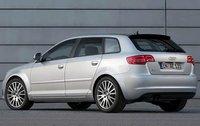 2009 Audi A3, Back Left Quarter View, exterior, manufacturer