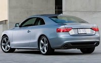 2009 Audi A5, Back Left Quarter View, exterior, manufacturer