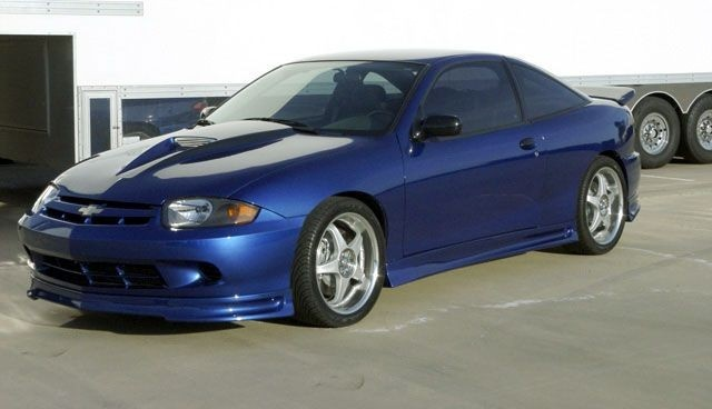 Picture of 2005 Chevrolet Cavalier Coupe FWD, exterior, gallery_worthy
