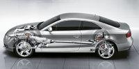 2009 Audi A5, Exterior/Interior Left Side View, exterior, interior, manufacturer