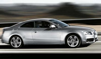 2009 Audi A5, Right Side View, exterior, manufacturer