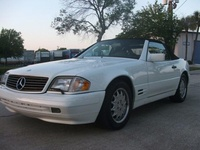 1996 Mercedes-Benz SL-Class 2 Dr SL320 Convertible, 1996 Mercedes-Benz SL320 2 Dr SL320 Convertible picture, exterior