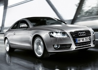 2009 Audi S5, Front Right Quarter View, manufacturer, exterior
