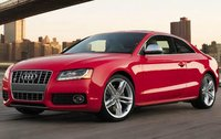 2009 Audi S5, Front Left Quarter View, exterior, manufacturer, gallery_worthy