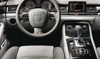2009 Audi S8, Interior Front View, interior, manufacturer