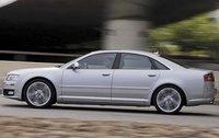 2009 Audi S8, Left Side View, exterior, manufacturer