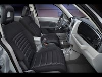2009 Chrysler PT Cruiser, Interior Front Side View, interior, manufacturer
