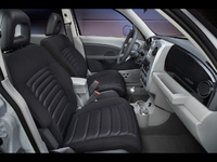 2009 Chrysler PT Cruiser, Interior Front Side View, manufacturer, interior